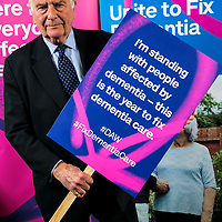 Roger Gale MP;<br />