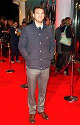 © London News Pictures. 07/11/2013. London, UK. John Mcphail attending Virgin Media Shorts, BFI IMAX. Photo Credit: Raimondas Kazenas/LNP