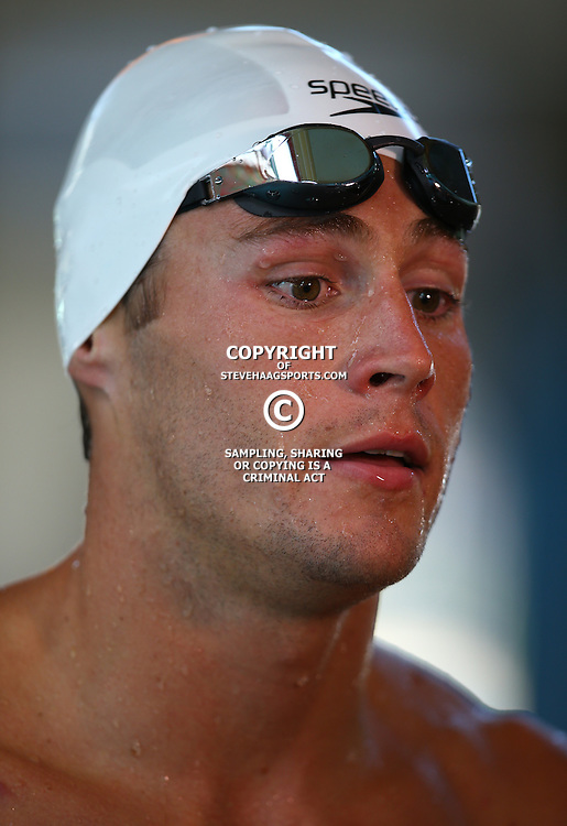 DURBAN, SOUTH AFRICA, February 6 2016 - Douglas Erasmus Men 50m LC Freestyle during Day 3  the second&nbsp;leg of the 2016 South African Swimming Grand Prix series at the  Kings Park Swimming Pool Durban South Africa. (Photo by Steve Haag)<br /> Images for social media must have consent from Steve Haag