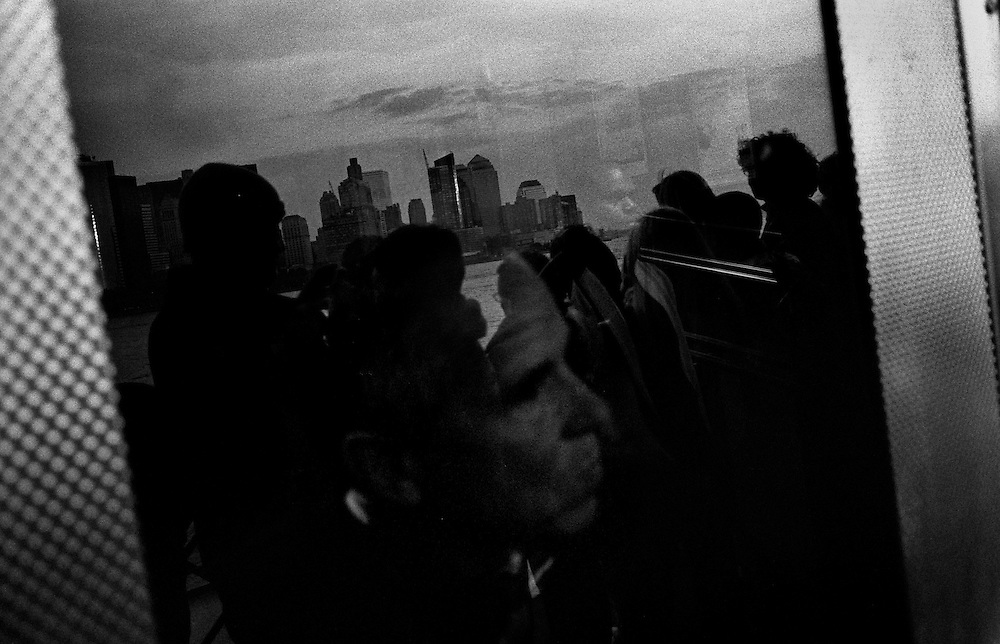"Staten Island Ferry, New York City...""I See A Darkness"" - Oct and Nov 2007..."
