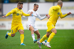 during football match between NK Domzale and NK Triglav in Round #18 of Prva liga Telekom Slovenije 2019/20, on November 23, 2019 in Sports park Domzale, Slovenia. Photo by Sinisa Kanizaj / Sportida