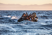 "9th of Jan 2016<br /> <br /> Dramatic rescues as refugee deaths in Aegean reach record high<br /> <br /> MOAS is altered by HCG of a rapidly deflating rubber dinghy with women, children and men onboard. The deflating boat is close to being swamped by waves in the rolling sea. The SAR team using the MOAS mothership, Responder to give lee side, they approach the boat in their fast rescue craft, with rescues swimmers standing by incase anyone falls into the water, the experienced SAR team quickly evacuate the boat, of all 40 people. This was a challenging rescue in view of the 1 -1.5m waves and the state of the migrant craft.  The VOI was severely deflated and would have gone under had it not been for MOAS's timely intervention. <br /> <br /> ATHAGONISI - Search and rescue charity Migrant Offshore Aid Station (MOAS) has assisted hundreds of refugees from hostile seas between Turkey and Greece since it began operating in the region just before Christmas.<br />  <br /> The MOAS crew has witnessed shocking scenes of life and death, having led complex deep water and nearshore rescues over the past four weeks. The human toll has been described as ""distressing"" and ""desperate"" by reporters who have been embedded with MOAS.<br />  <br /> MOAS, which saved almost 12,000 refugees from the Mediterranean Sea since 2014, expanded its operations to the Aegean Sea thanks to thousands of donations that reached the organisation after the horrific death of Alan Kurdi, a Syrian toddler who was photographed washed ashore on a Turkish beach last September.<br />  <br /> The charity is operating off the Greek island of Agathonisi from a 51-metre vessel equipped with two fast rescue launches named after Alan and his brother Galip, who also died in September's shipwreck.<br />  <br /> According to the International Organisation for Migration (IOM), 2016 appears to be a record year for both refugee arrivals and deaths at sea. In the first three weeks, fatalities have already reached 113, which is more than the past two Januaries combined. In the same three-week p"
