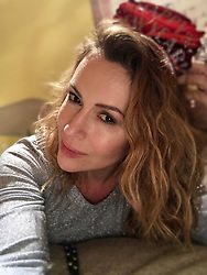 "Alyssa Milano releases a photo on Twitter with the following caption: """"""For last year&#39;s words belong to last year&#39;s language.<br /> <br /> And next year&#39;s words await another voice."" ~T.S. Elliot<br /> <br /> Happy New Year. <br /> <br /> As we await a new voice, let's do great things together. And as the new voice becomes the old voice,  let's just keep doing great things together."""". Photo Credit: Twitter *** No USA Distribution *** For Editorial Use Only *** Not to be Published in Books or Photo Books ***  Please note: Fees charged by the agency are for the agency's services only, and do not, nor are they intended to, convey to the user any ownership of Copyright or License in the material. The agency does not claim any ownership including but not limited to Copyright or License in the attached material. By publishing this material you expressly agree to indemnify and to hold the agency and its directors, shareholders and employees harmless from any loss, claims, damages, demands, expenses (including legal fees), or any causes of action or allegation against the agency arising out of or connected in any way with publication of the material."