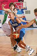 DESCRIZIONE : Ortona Italy Italia Eurobasket Women 2007 Bielorussia Italia Belarus Italy <br /> GIOCATORE : Francesca Zara <br /> SQUADRA : Nazionale Italia Donne Femminile <br /> EVENTO : Eurobasket Women 2007 Campionati Europei Donne 2007 <br /> GARA : Bielorussia Italia Belarus Italy <br /> DATA : 03/10/2007 <br /> CATEGORIA : Penetrazione <br /> SPORT : Pallacanestro <br /> AUTORE : Agenzia Ciamillo-Castoria/S.Silvestri <br /> Galleria : Eurobasket Women 2007 <br /> Fotonotizia : Ortona Italy Italia Eurobasket Women 2007 Bielorussia Italia Belarus Italy <br /> Predefinita :