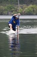 C1 paddler