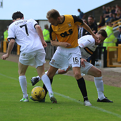 East Fife v Dumbarton | Scottish League Cup | 1 August 2015