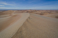 Photograph of Great Sand Dunes National Park and Preserve, Colorado. USA.