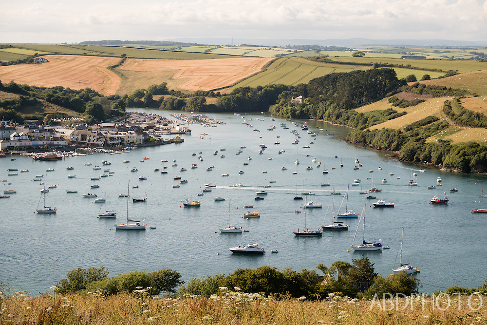 Salcombe, East Portlemouth, Devon, England