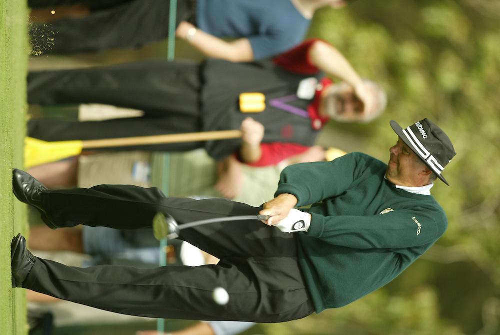 Kirk Triplett.2003 Tour Championship.Third Round.Champions Golf Club.Houston, TX.November 8, 2003..photograph by Darren Carroll