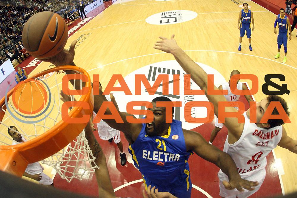 DESCRIZIONE : Milano Eurolega 2011-12 EA7 Emporio Armani Milano Maccabi Electra Tel Aviv<br /> GIOCATORE : Sofoklis Schortsanitis<br /> CATEGORIA : Tiro Special Super<br /> SQUADRA : Maccabi Electra Tel Aviv<br /> EVENTO : Eurolega 2011-2012<br /> GARA : EA7 Emporio Armani Milano Maccabi Electra Tel Aviv<br /> DATA : 20/10/2011<br /> SPORT : Pallacanestro <br /> AUTORE : Agenzia Ciamillo-Castoria/G.Cottini<br /> Galleria : Eurolega 2011-2012<br /> Fotonotizia : Milano Eurolega 2011-12 EA7 Emporio Armani Milano Maccabi Electra Tel Aviv<br /> Predefinita :