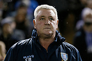 Sheffield Wednesday Manager Steve Bruce   during the EFL Sky Bet Championship match between Sheffield Wednesday and Sheffield United at Hillsborough, Sheffield, England on 4 March 2019.