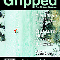 Cover shot of Gripped December 2013, from Kemosabe in the North Ghost