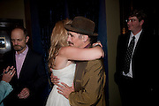 SONIA FRIEDMAN;  MARK RYLANCE, , LA BæTE PRESS NIGHT, COMEDY THEATRE, PANTON STREET, SW1 After party at CafŽ de Paris, 3-4 Coventry Street, 7 July 2010. .-DO NOT ARCHIVE-© Copyright Photograph by Dafydd Jones. 248 Clapham Rd. London SW9 0PZ. Tel 0207 820 0771. www.dafjones.com.<br /> SONIA FRIEDMAN;  MARK RYLANCE, , LA BÊTE PRESS NIGHT, COMEDY THEATRE, PANTON STREET, SW1 After party at Café de Paris, 3-4 Coventry Street, 7 July 2010. .-DO NOT ARCHIVE-© Copyright Photograph by Dafydd Jones. 248 Clapham Rd. London SW9 0PZ. Tel 0207 820 0771. www.dafjones.com.