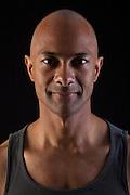 Portrait de Chimwemwe réalisé en Studio, Montréal - © Photo Marc Gibert / adecom.ca