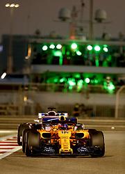 November 23, 2018 - Abu Dhabi, United Arab Emirates - Motorsports: FIA Formula One World Championship 2018, Grand Prix of Abu Dhabi, World Championship;2018;Grand Prix;Abu Dhabi, #14 Fernando Alonso (ESP, McLaren-Renault) (Credit Image: © Hoch Zwei via ZUMA Wire)