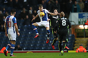 Blackburn Rovers striker, Sam Gallagher (19) during the EFL Sky Bet Championship match between Blackburn Rovers and Brighton and Hove Albion at Ewood Park, Blackburn, England on 13 December 2016.