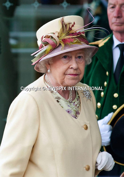 """ROYAL ASCOT 2011 DAY 4..The Queen and Prince Phillip attend Friday at Royal Ascot_17/06/2011..Mandatory Photo Credit: ©Dias/Newspix International..**ALL FEES PAYABLE TO: """"NEWSPIX INTERNATIONAL""""**..PHOTO CREDIT MANDATORY!!: NEWSPIX INTERNATIONAL(Failure to credit will incur a surcharge of 100% of reproduction fees)..IMMEDIATE CONFIRMATION OF USAGE REQUIRED:.Newspix International, 31 Chinnery Hill, Bishop's Stortford, ENGLAND CM23 3PS.Tel:+441279 324672  ; Fax: +441279656877.Mobile:  0777568 1153.e-mail: info@newspixinternational.co.uk"""