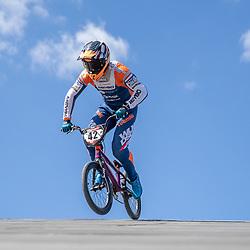 05-05-2020: Wielrennen: BMX KNWU: Papendal <br /><br />Jay Schippers