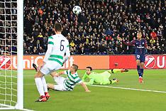 PSG v Celtic, 22 Nov 2017