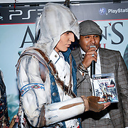 NLD/Amsteram/20121025- Lancering Assassin's Creed game,