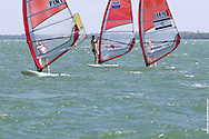 RS:X Finals at the 2013 ISAF World Sailing Cup in Miami