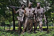 The Three Soldiers, Vietnam Veterans Memorial, Washington, D.C.