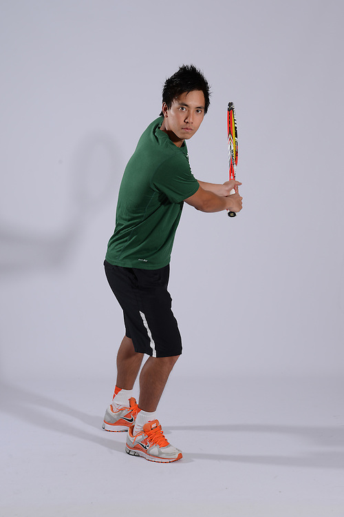 2014 Miami Hurricanes Men's Tennis Photo Day