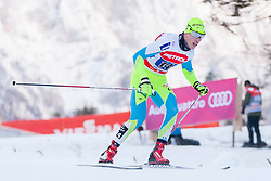Bostjan Klavzar (SLO) during the Man team sprint race at FIS Cross Country World Cup Planica 2016, on January 17, 2016 at Planica, Slovenia. Photo By Urban Urbanc / Sportida