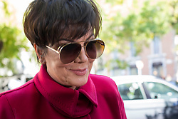 Guests arrival at the Fendi show during the Milan Fashion Week 2017 on September 21, 2017. 21 Sep 2017 Pictured: Kris Jenner arrives at the Fendi show during the Milan Fashion Week 2017 on September 21, 2017. Photo credit: Stefano Costantino / MEGA TheMegaAgency.com +1 888 505 6342