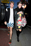 21.JUNE.2011. LONDON<br /> <br /> HENRY HOLLAND OUT AND ABOUT IN CHELSEA SPORTING POKER DOT SHORTS IN LONDON<br /> <br /> BYLINE: EDBIMAGEARCHIVE.COM<br /> <br /> *THIS IMAGE IS STRICTLY FOR UK NEWSPAPERS AND MAGAZINES ONLY*<br /> *FOR WORLD WIDE SALES AND WEB USE PLEASE CONTACT EDBIMAGEARCHIVE - 0208 954 5968*