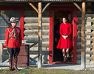 Kate Middleton & Prince William Visit MacBride Museum