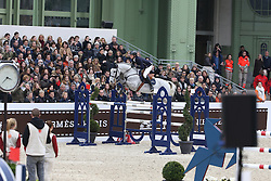 Fuchs Martin, (SUI), Clooney<br /> Grand Prix Hermes <br /> Saut Hermes Paris 2016<br /> © Hippo Foto - Counet Julien