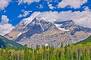 Mt. Robson , Mt. Robson Provincial Park, British Columbia, Canada
