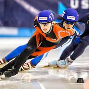 2009 Desert Classic Short Track Speed Skating - Utah Olympic Oval - Short Track Speedskating Photos