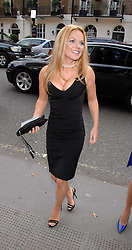 GERI HALLIWELL at the wedding of Chloe Delevingne to Louis Buckworth at St.Paul's Knightsbridge, London on 7th September 2007.<br /><br />NON EXCLUSIVE - WORLD RIGHTS