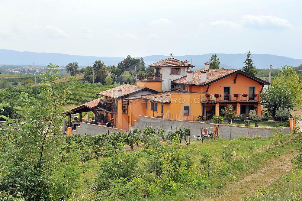 Picech.Localita' Pradis 11. 34071 Cormons (GO).© foto di Simone Ferraro
