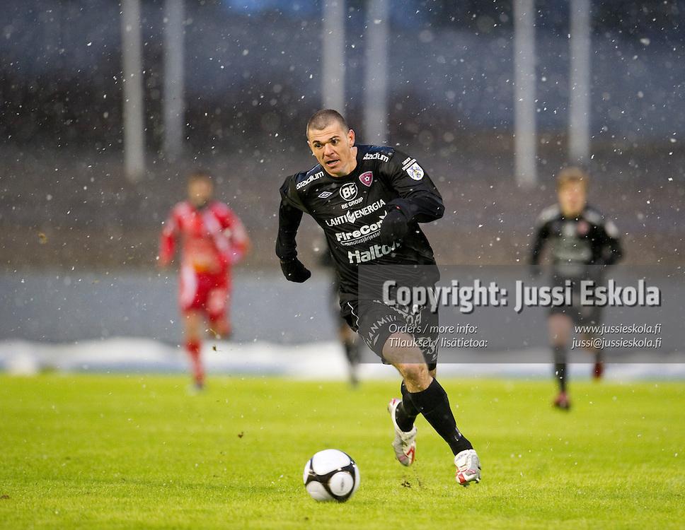 Rafael. FC Lahti - Jaro. Veikkausliiga. Lahti 17.4.2010. Photo: Jussi Eskola