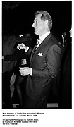 Man dancing  at Vanity Fair magazine's Phoenix House benefit. Los Angeles. March 1990.<br />