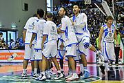 Team Banco di Sardegna Dinamo Sassari<br /> Banco di Sardegna Dinamo Sassari - Angelico Biella<br /> Legabasket Serie A Beko 2012-2013<br /> Sassari, 30/09/2012<br /> Foto L.Canu / Ciamillo-Castoria