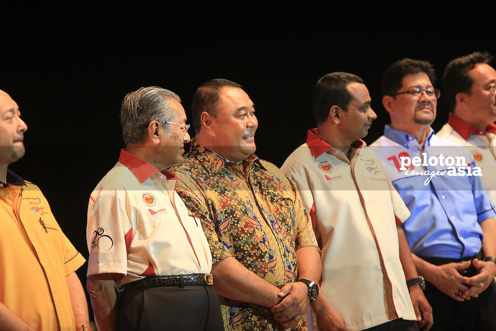 Le Tour De Langkawi 2015/Team Presentation/Malaysian Ministers