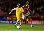 Preston North End midfielder Alan Browne during the Sky Bet Championship match between Charlton Athletic and Preston North End at The Valley, London, England on 20 October 2015. Photo by David Charbit.