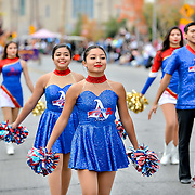 FLFCU Sun Bowl Thanksgiving Day Parade, El paso TX, November 22, 2018, Andres Acosta El Paso Herald-Post