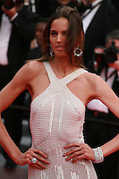Izabel Goulart at The Search gala screening red carpet at the 67th Cannes Film Festival France. Tuesday 20th May 2014 in Cannes Film Festival, France.