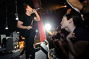 The Dillinger Escape Plan performing at the Blue Note in Columbia, MO on March 16, 2010 in support of their fourth studio release, Option Paralysis.