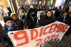 20131213 CORTEO MOVIMENTO DEI FORCONI A FERRARA