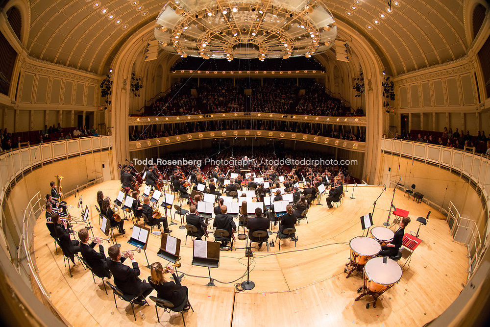 5/24/17 7:30:12 PM<br /> <br /> DePaul University School of Music<br /> DePaul Symphony Orchestra's Spring Concert at Orchestra Hall<br /> <br /> Cliff Colnot, Conductor<br /> <br /> Claude Debussy (1862-1918)<br /> Prelude to the Afternoon of a Faun<br /> <br /> Pyotr Ilyich Tchaikovsky (1840-1893)<br /> Symphony No. 5 in E Minor, Op. 64<br /> <br /> &copy; Todd Rosenberg Photography 2017