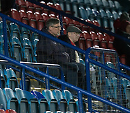 Hearts Director of Football Craig Levein - Dundee v Hearts in the SPFL Development League at Links Park in  Montrose : Image &copy; David Young<br /> <br />  - &copy; David Young - www.davidyoungphoto.co.uk - email: davidyoungphoto@gmail.com