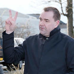 St John's Children's Ward Protest, Friday 19th January 2018<br /> <br /> Neil Findlay MSP joined a protest by parents, carers and members of the public at the continued closure of the St John's Children's ward to inpatients out of hours. <br /> <br /> Neil Findlay MSP<br /> <br /> Alex Todd | EEm 24th September 2017