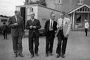 18/7/1964<br /> 7/18/1964<br /> 07 July 1964<br /> <br /> Opening of a new Mobile Library for County Monaghan was handed over to Mr. George Cannon the Monaghan County Manager at Shankhill.