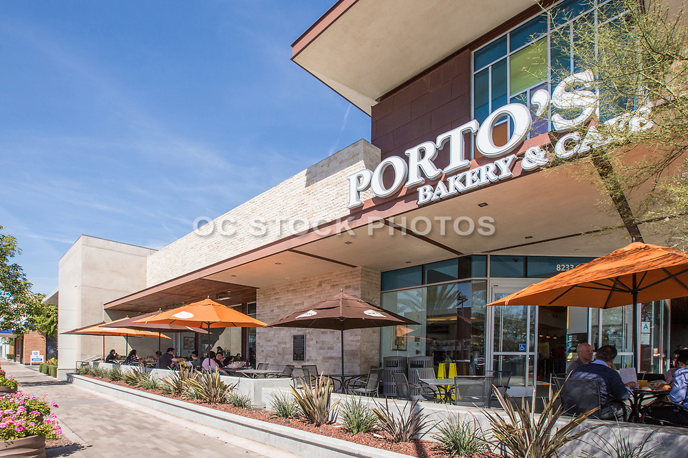Porto's Bakery & Cafe at Firestone Blvd in Downey California